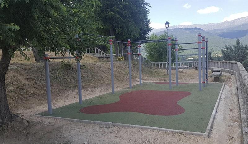 Parque de Calistenia